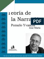 Teoría de la Narración - José María Pozuelo Yvancos