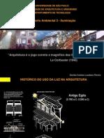 Iluminacao Natural Na Historia Da Arquitetura
