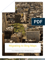 Multimap Open API Web Services to Bing Maps | Application