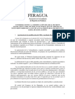 FERAGUA