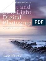 The New Complete Guide to Night and Low-Light Digital Photography by Lee Frost - Excerpt