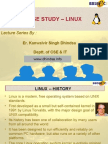 CaseStudy Linux Final 2007