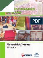 Manual Del Docente - Modulo 4