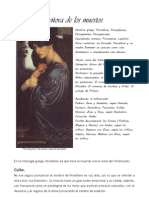 Persefone / Proserpina