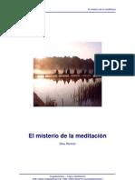 El Misterio de La Meditacion