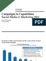 Booz & Co Buddy Media Campaigns to Capabilities Social Media and Marketing 2011