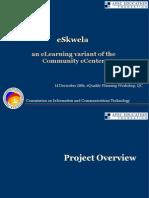 eSkwela - SUCs