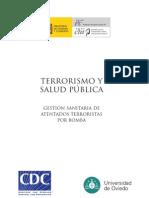 Libro Terrorismo y Salud Publica