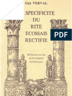 RER Specificite Book