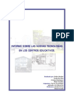 Nuevas Tecnologías Aplicadas a La Educación (El Trabajo Final)
