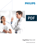 679-1E - Page Writer Trim I%2C II%2C III Cardiograph Instructions for Use for a%2E01