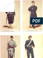 Napoleon III Uniforms Second Empire (38 Láminas)