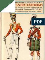 Laminas BLANDFORD - Britanicos 1700-1855
