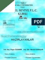 Temel Seviye PLC Kursu