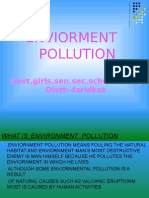 Enviroment Pollution