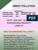 De Project Pollution