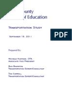 Lake COE Transportation Study - FINAL