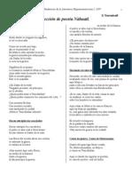 Selección de Poesía Náhuatl