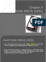 T05 - HDD