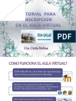 Tutorial Aula Virtual