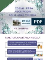 Tutorial Aula Virtual