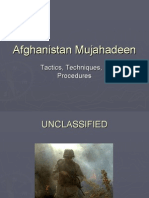 eBook - US Army - Afghanistan Mujahadeen Tactics, Techniques & Procedures L