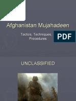 eBook - US Army - Afghanistan Mujahadeen Tactics, Techniques & Procedures L