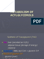 Triglyceryl Synthesis