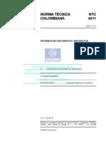 004. Norma Tecnica -Colombiana