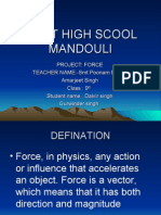 Force Mandouli