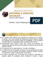00 Programa de Estudios Historia y Ciencias Sociales Tercer