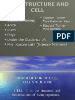 Cell Structure Pau Ldh