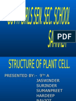 CELL STRUCTURE 9th Samrala g Ldh