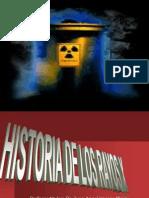 FISICA RX HISTORIA