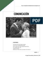 Comunicacion p&r DEMO2007