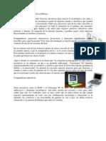 Tecnologías en la educación en México