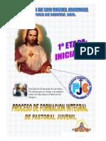 PJC - ETAPA 1 - INICIACION