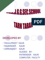 Prj Wildlife Tarn Taran(g) Taran Taran