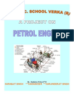 Petrol Engine Project Verka(b) Amritsar