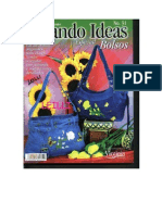 Creando Ideas. Especial Bolsos. Nº 31