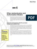 IPSEC Authentication