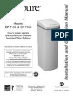 EP7140 Manual