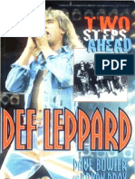 Def Leppard - Two Steps Ahead - Dave Bowler and Bryan Dray