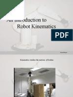 Kinematics Final
