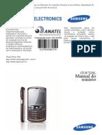 GT-B7320L Manual Do Usuario