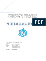 Company Profile Global Sarana Persada