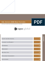 SQL Server 2008 New Features