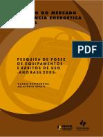 Classe Residencial Relatorio Brasil
