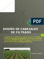 Cabezal de Riego - Ing Wilder Chancafe