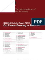 a0112 cut flower growing in australia industry report